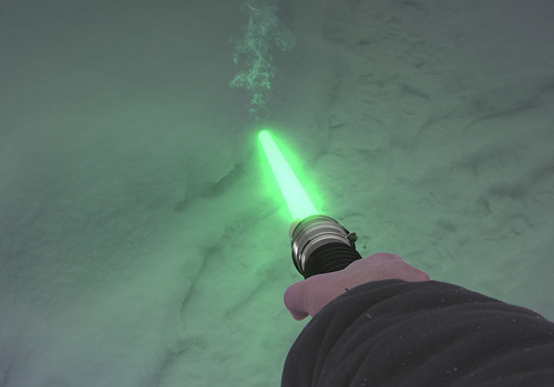 You Can Have a Real, Actual, Working, Lightsaber. Yes, Really. - Christ.net.au