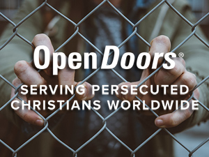 Brother Andrew's Open Doors