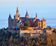 Hohenzollern Castle - In My Father's House are Many Mansions