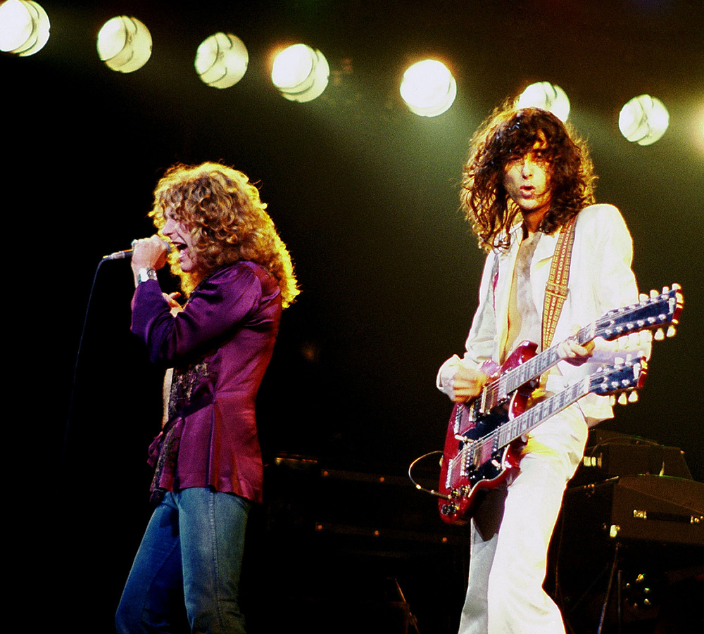 During my mid-late teens, musicians like Led Zeppelin seemed like gods to me.