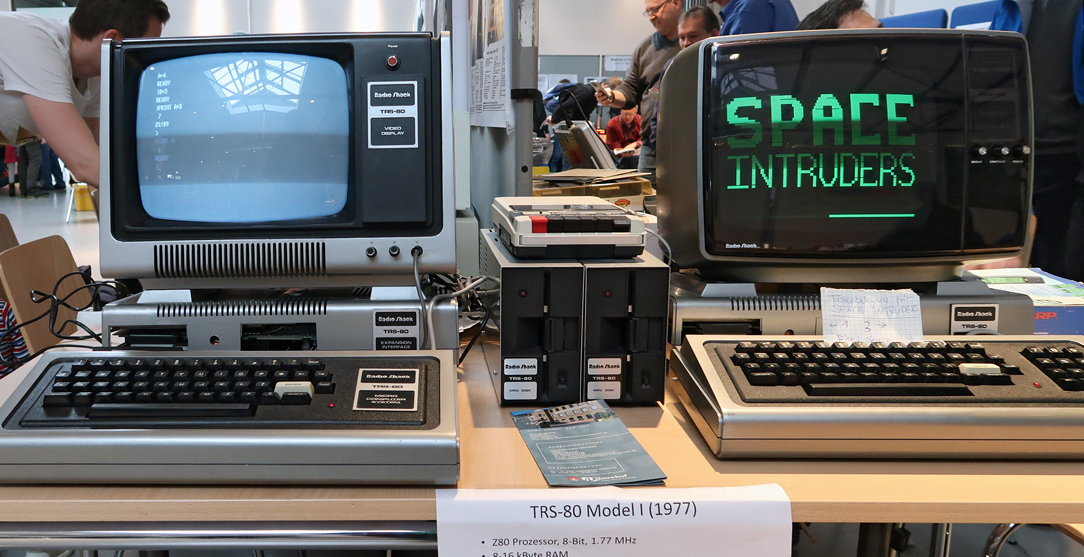 The Tandy TRS-80 was one of the earliest home computers. I wanted one more than almost anything in the world.